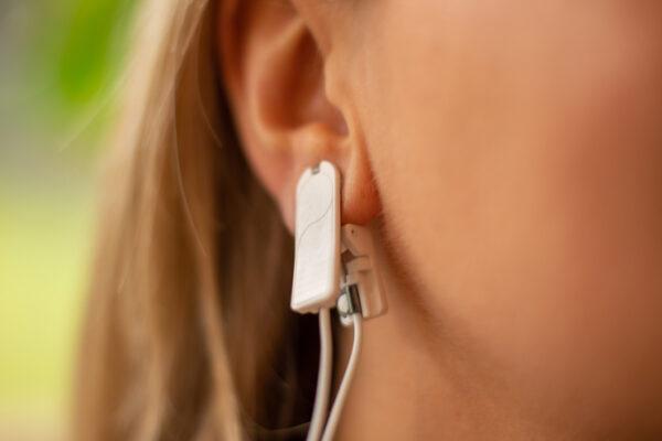 Healy frequentietherapie acute programma's via oorclips